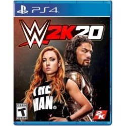PlayStation 4 WWE 2K20 Video Game - Assorted ALL at Urban Outfitters