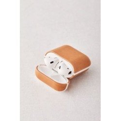 Nomad AirPods Leather Case - Beige at Urban Outfitters
