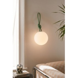Fatboy® Bolleke Rechargeable Hanging Lamp - Green at Urban Outfitters