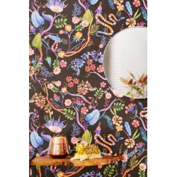 Whimsical Floral Removable Wallpaper found on Bargain Bro Philippines from Urban Outfitters (US) for $49.00
