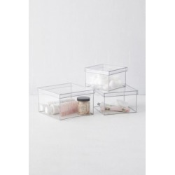 Looker Storage Box - Clear S at Urban Outfitters