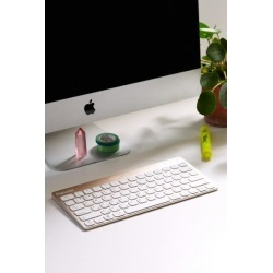 Penclic KB3 Mini Wireless Keyboard - Gold at Urban Outfitters