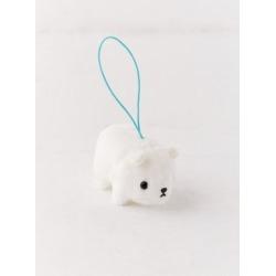 Mini Bean Bag Animal Plushie - White at Urban Outfitters