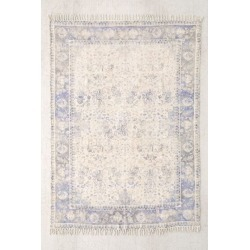 Honora Printed Chenille Rug - Beige 5 X 7 at Urban Outfitters found on Bargain Bro Philippines from Urban Outfitters (US) for $189.00
