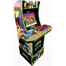 Arcade1Up Teenage Mutant Ninja Turtles Arcade Game With Riser - Assorted ALL at Urban Outfitters