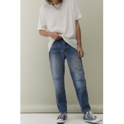 BDG Rip & Repair Distressed Dad Jean found on Bargain Bro India from Urban Outfitters (US) for $84.00