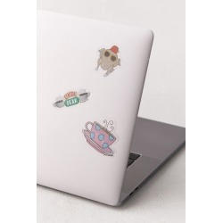 Friends Gadget Decal Set found on Bargain Bro Philippines from Urban Outfitters (US) for $7.95