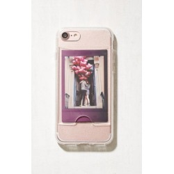 Instax Photo Frame iPhone Case - Blue M at Urban Outfitters