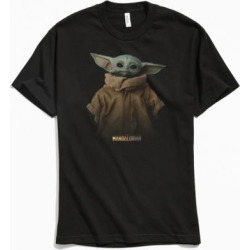 Star Wars Standing Child Tee - Black L at Urban Outfitters