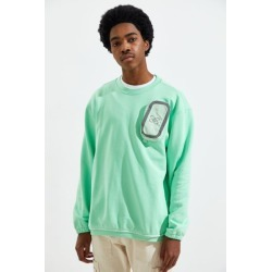 Les Benjamins Crew Neck Sweatshirt found on MODAPINS from Urban Outfitters (US) for USD $129.99