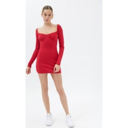 Motel Indira Bodycon Mini Dress found on MODAPINS from Urban Outfitters (US) for USD $69.00