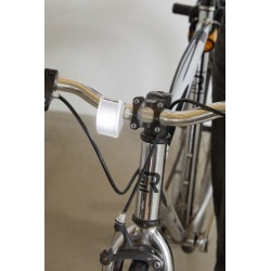 Bookman Curve Front Bike Light - Yellow at Urban Outfitters