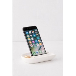 Umbra Junip Phone Holder - White at Urban Outfitters