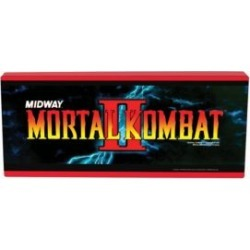 Arcade1Up Mortal Kombat Marquee Light - Assorted at Urban Outfitters