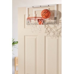 Spalding Over-The-Door Slam Dunk Mini Basketball Hoop found on Bargain Bro India from Urban Outfitters (US) for $35.00