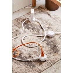 Quirky Pod Power 9' Extension Cord - White at Urban Outfitters