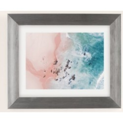 Ingrid Beddoes Sea Bliss Art Print - Silver 8X10 at Urban Outfitters found on Bargain Bro Philippines from Urban Outfitters (US) for $39.00