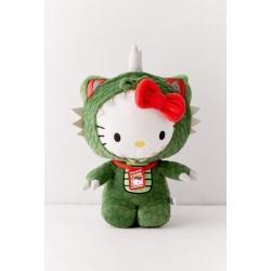 Hello Kitty Kaiju Plushie - Green at Urban Outfitters