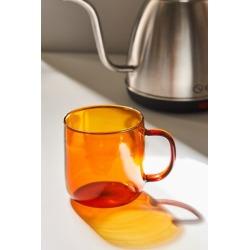 HAY Borosilicate Glass Mug - Yellow at Urban Outfitters