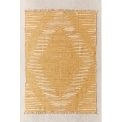 Wyatt Woven Rug - Orange 8X10 at Urban Outfitters found on Bargain Bro India from Urban Outfitters (US) for $229.00