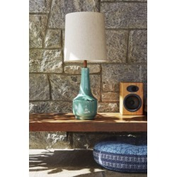 Sterling Table Lamp - Green at Urban Outfitters