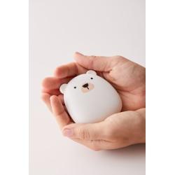 Polar Bear USB Hand Warmer - White at Urban Outfitters