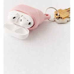 Water-Resistant AirPods Case - Pink at Urban Outfitters