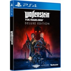 PlayStation 4 Wolfenstein: Youngblood Deluxe Video Game - Assorted at Urban Outfitters