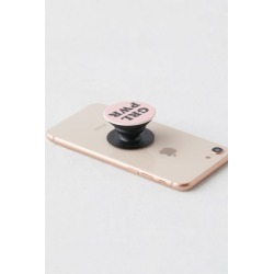 PopSockets GRL PWR Swappable Phone Stand - Pink at Urban Outfitters