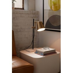 Irwin Industrial Table Lamp - Black at Urban Outfitters