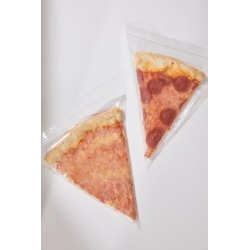 Pizza Saver Bag Set - Clear at Urban Outfitters