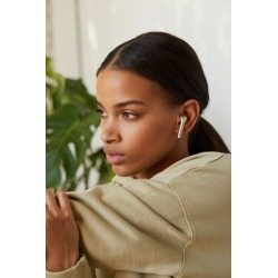 Bluetooth Wireless Ear Bud Headphones - Gold at Urban Outfitters