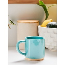 Rory Reactive Glaze Mug - Green at Urban Outfitters