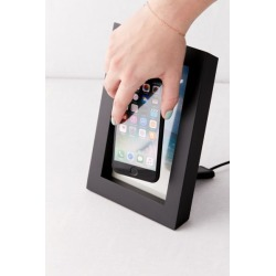 Twelve South PowerPic Wireless Charging Stand - Black at Urban Outfitters
