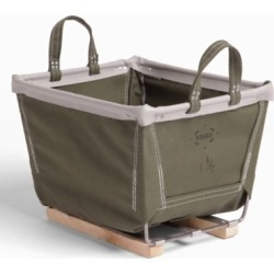 Steele Canvas Storage Bin - Green at Urban Outfitters