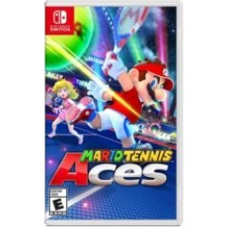 Nintendo Switch Mario Tennis Aces Video Game - Assorted at Urban Outfitters