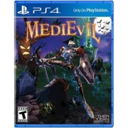 PlayStation 4 MediEvil Video Game - Assorted at Urban Outfitters