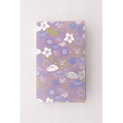 Frosted Floral Print Instax Mini Photo Album - Purple at Urban Outfitters