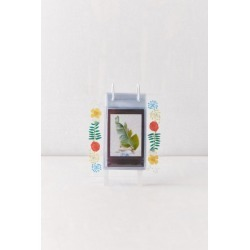 Floral Instax Mini Acrylic Album Photo Frame - Clear at Urban Outfitters
