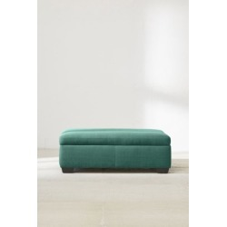 Sleeper Ottoman - Blue at Urban Outfitters