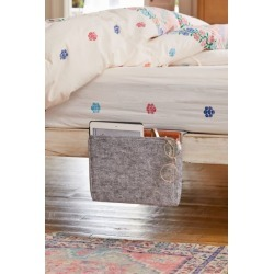 Kikkerland Design Bedside Caddy - Grey at Urban Outfitters