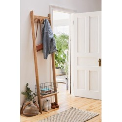 Devon Entryway Leaning Storage Rack - Green at Urban Outfitters