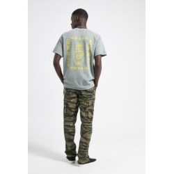 UO New Wave Tee - Green L at Urban Outfitters