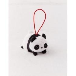 Mini Bean Bag Animal Plushie - Black at Urban Outfitters