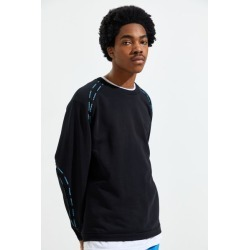 Les Benjamins Branded Crew Neck Sweatshirt found on MODAPINS from Urban Outfitters (US) for USD $430.00