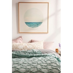 Tina Crespo Salt Water Cure Art Print - Beige 20X20 at Urban Outfitters
