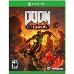 Xbox One DOOM Eternal Video Game - Assorted ALL at Urban Outfitters
