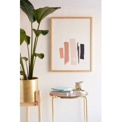 Honeymoon Hotel Dream Team Art Print - Beige 18X24 at Urban Outfitters found on Bargain Bro Philippines from Urban Outfitters (US) for $89.00