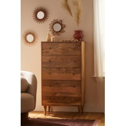 Amelia Tall Dresser - Brown at Urban Outfitters
