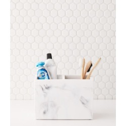 Marble Storage Organizer - White at Urban Outfitters